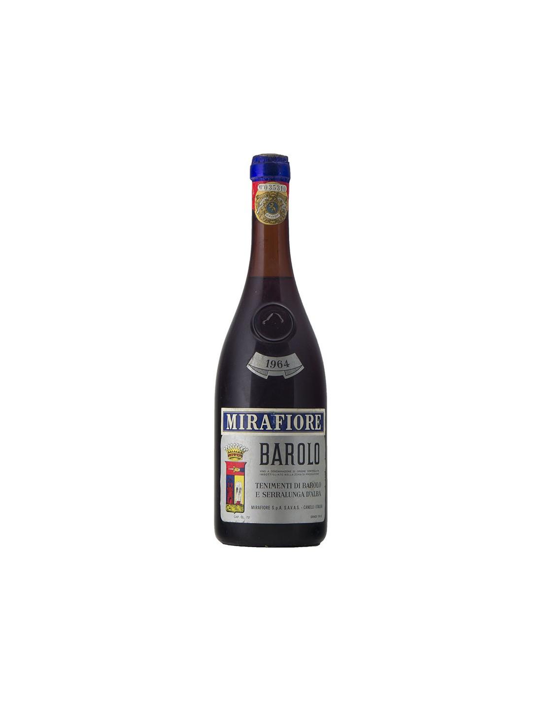 BAROLO 1964 MIRAFIORE Grandi Bottiglie