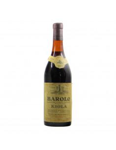 Kiola Barolo 1971 Grandi Bottiglie