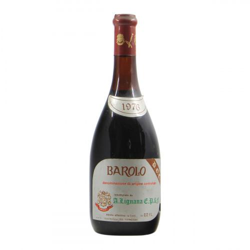 Lignana Barolo 1976 Grandi Bottiglie