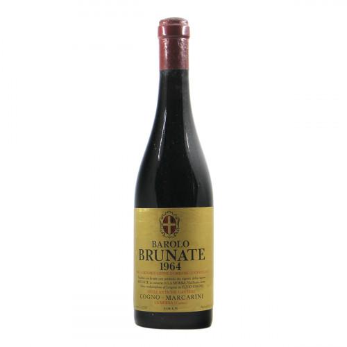 Marcarini Barolo Brunate 1964 Grandi Bottiglie