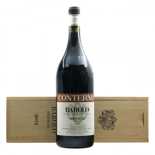 Giacomo Conterno Barolo Francia Magnum 2012 Grandi Bottiglie