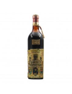 Antonio Vallana Spanna Castello di Montalbano 1954 Grandi Bottiglie