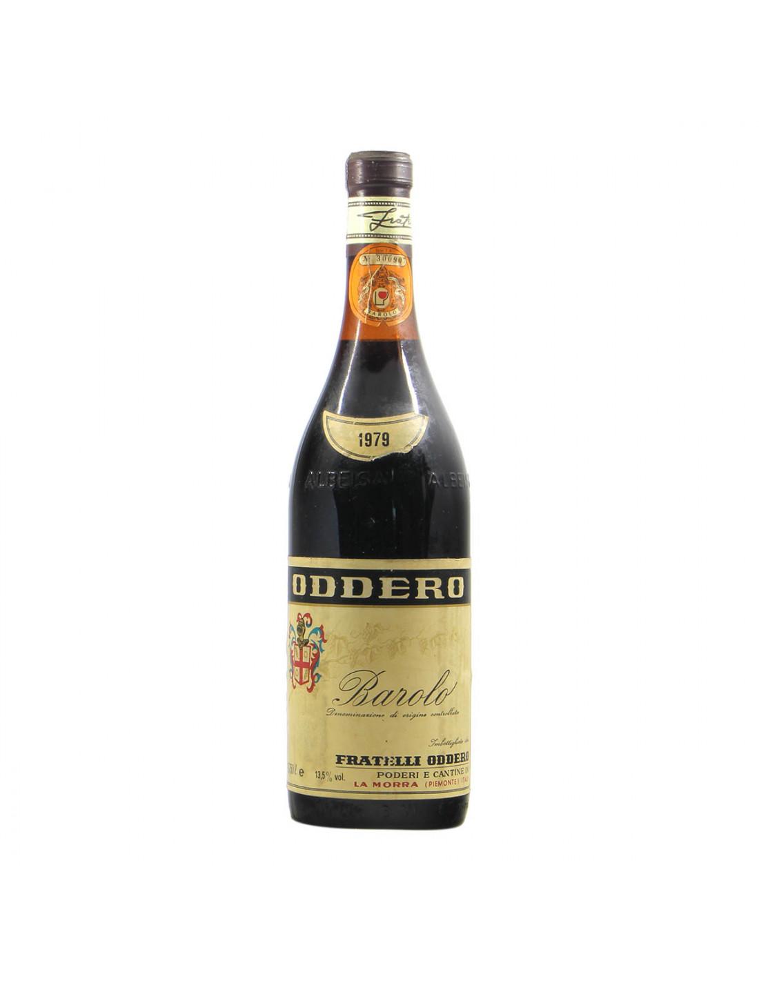 Oddero Barolo 1979 Grandi Bottiglie