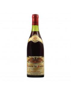 Dufouleur Reserve du Fouleur 1971 Grandi Bottiglie