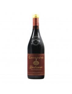 Giordano Barbaresco 1981 Grandi Bottiglie