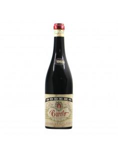 Oddero Barolo 1960 Grandi Bottiglie