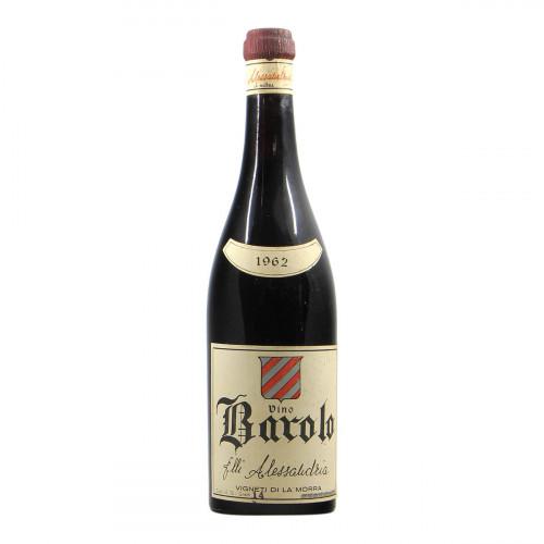 Fratelli Alessandria Barolo 1962 Grandi Bottiglie