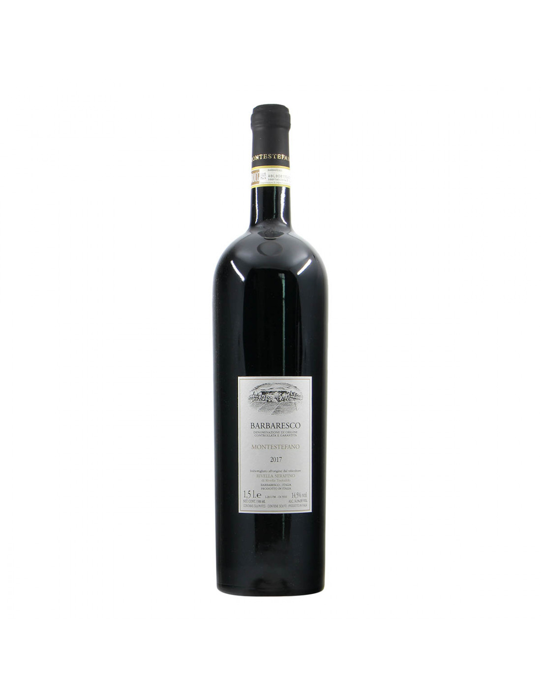 Serafino Rivella Barbaresco Montestefano Magnum 2017 Grandi Bottiglie