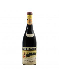 Oddero Barbaresco 1961 Grandi Bottiglie