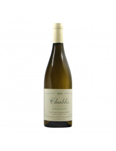 Bessin Chablis Vieilles Vignes 2019 Grandi Bottiglie
