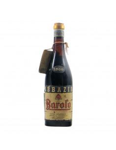 BAROLO 1960 ABBAZIA SAN...