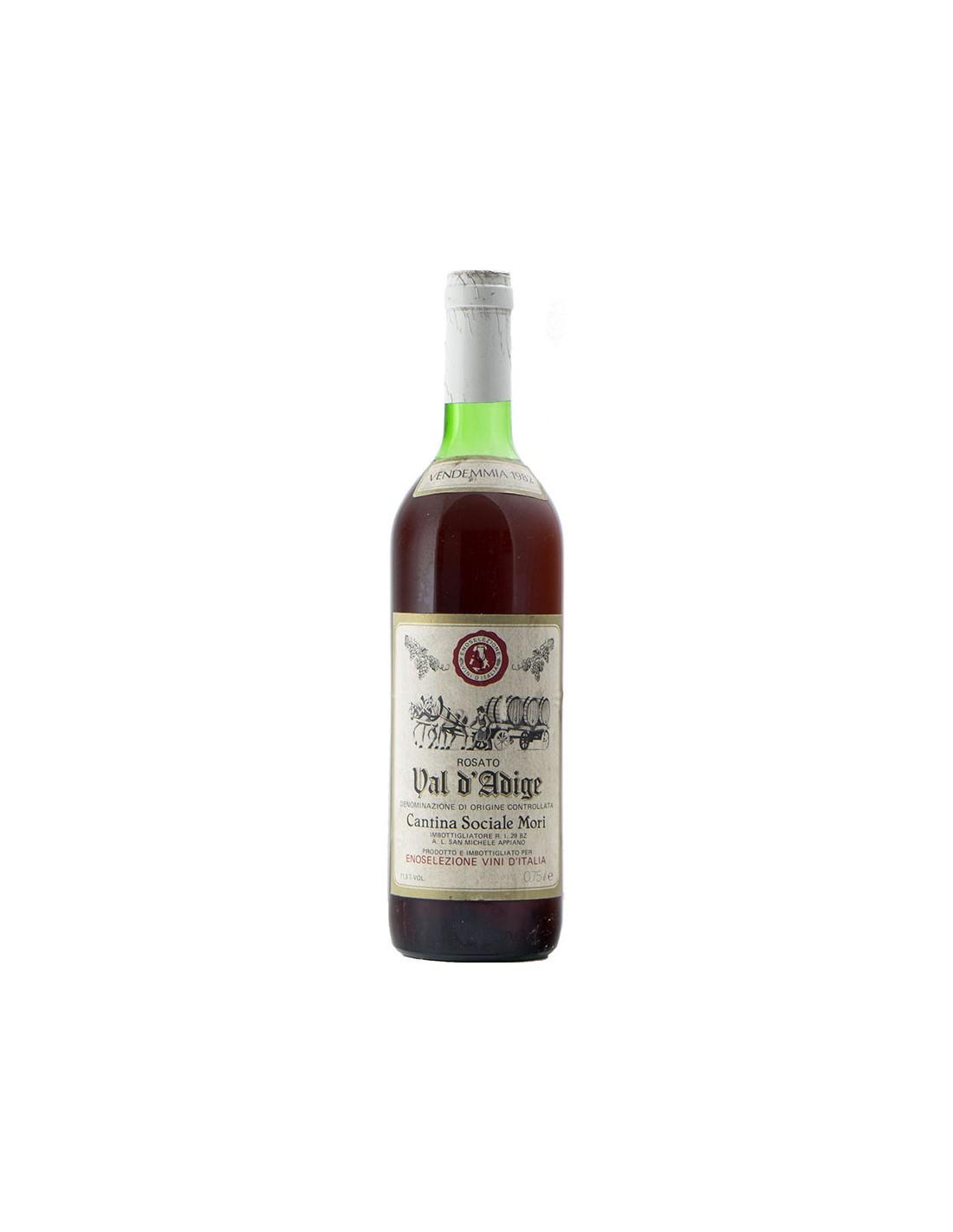 ROSATO VAL D'ADIGE 1982 CANTINA MORI Grandi Bottiglie