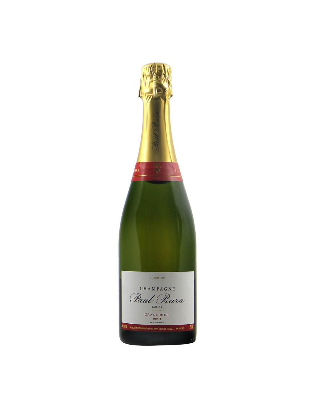 Paul Bara Champagne Grand Rose Brut Grandi Bottiglie