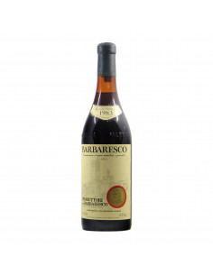 Produttori del Barbaresco Barbaresco 1983 Grandi Bottiglie