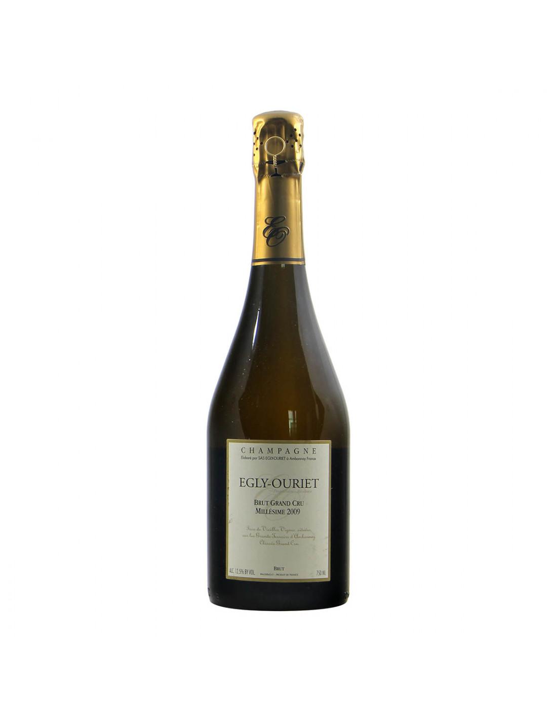 Egly-Ouriet Champagne Brut Grand Cru Millesime 2009 Grandi Bottiglie