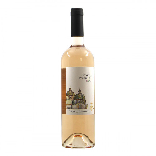 Tenuta San Francesco Costa d Amalfi Rosato 2020 Grandi Bottiglie