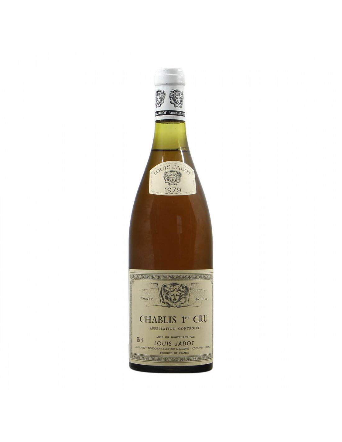 Louis Jadot Chablis 1er Cru 1979 Grandi Bottiglie