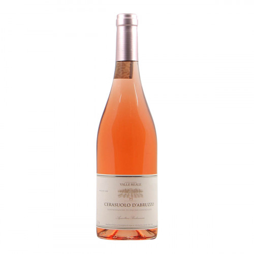 Valle Reale Cerasuolo d Abruzzo Fermentazione Spontanea 2020 Grandi Bottiglie