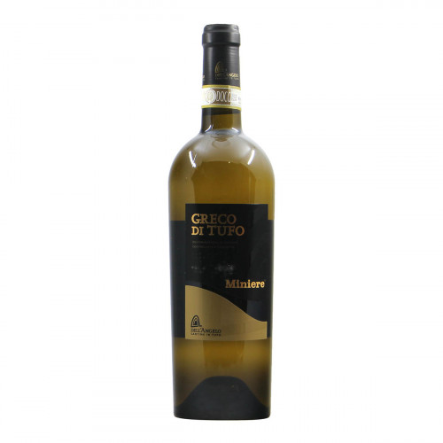 Dell Angelo Greco di Tufo Miniere 2018 Grandi Bottiglie