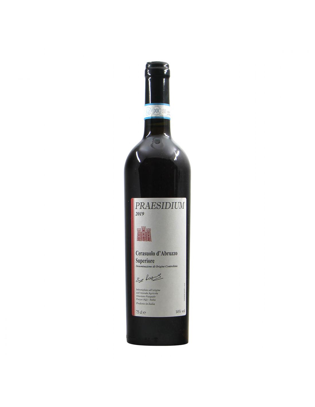 Praesidium Cerasuolo d'Abruzzo Superiore 2019 Grandi Bottiglie
