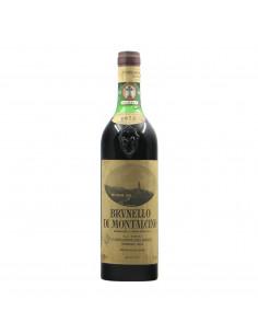 Castiglione del Bosco Brunello di Montalcino 1973 Grandi Bottiglie