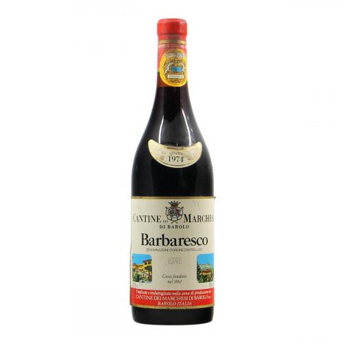 Marchesi di Barolo Barbaresco 1974 Grandi Bottiglie