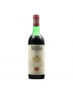 Antinori Tignanello 1978 Low Level Grandi Bottiglie