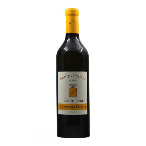 Benito Ferrara Greco Due Chicchi 2020 Grandi Bottiglie