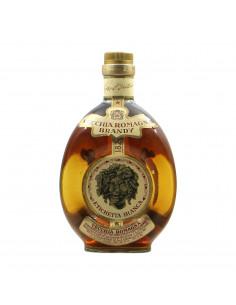 Jean Butoun Old Vecchia Romagna Etichetta Bianca Grandi Bottiglie