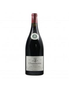 Louis Latuor Chambertin Grand Cru Cuvée Heritiers Latour 2006 Magnum Grandi Bottiglie