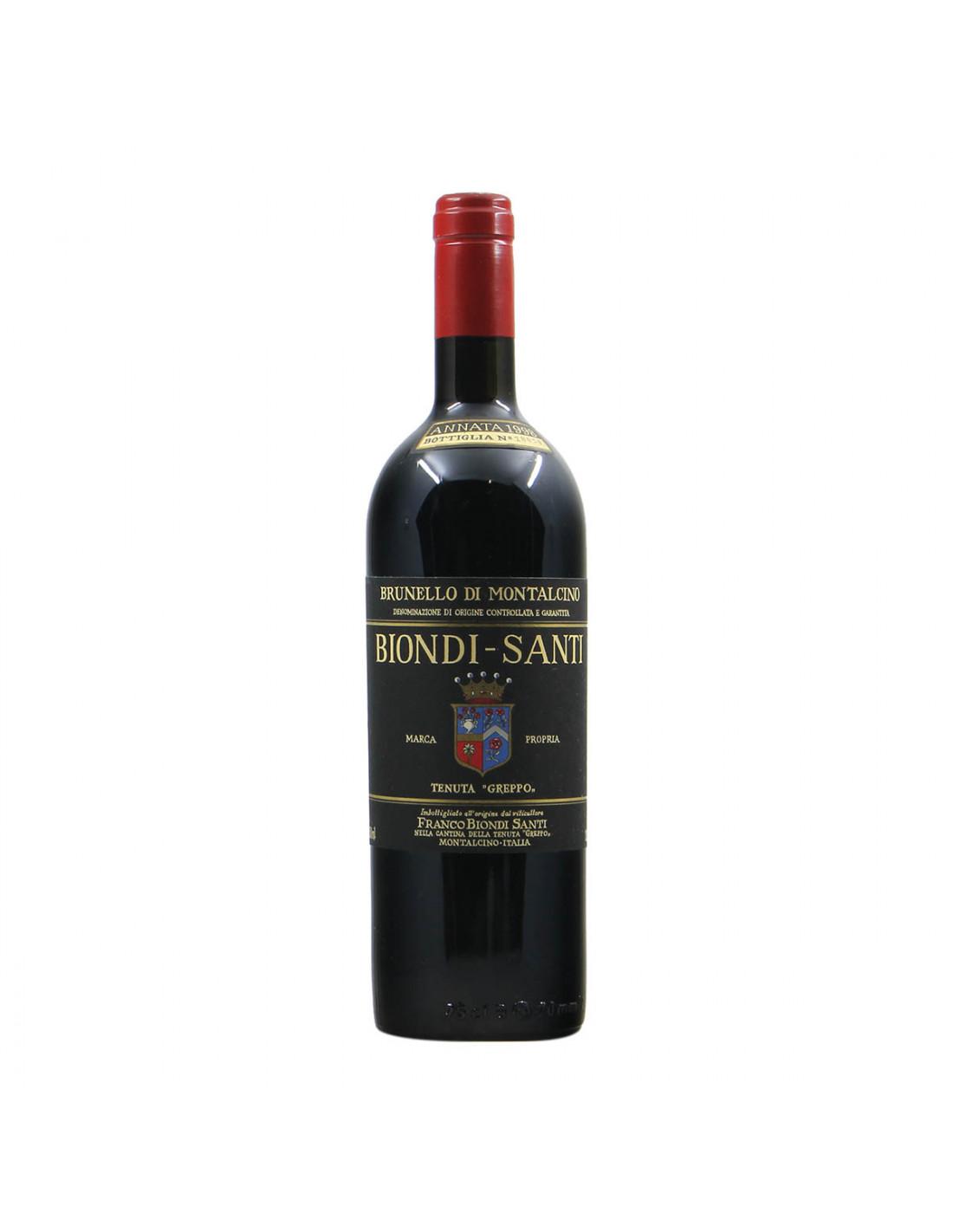 Biondi Santi Brunello di Montalcino 1998 Grandi Bottiglie