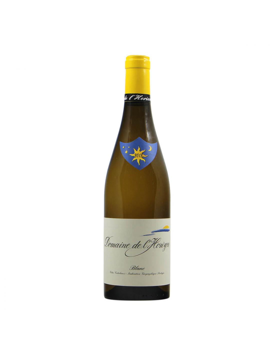 Domaine de L Horizon Cotes Catalans Blanc 2012 Grandi Bottiglie
