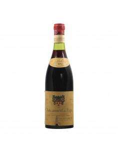 Brotte Chateauneauf du Pape 1972 Grandi Bottiglie