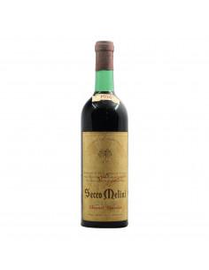 Melini Chianti Classico Secco 1956 Grandi Bottiglie