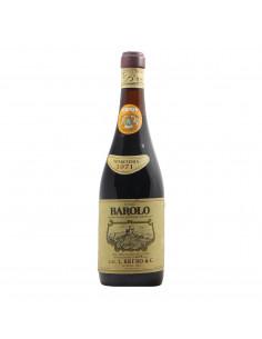 Brero barolo 1971 Grandi Bottiglie