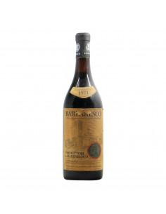 Produttori del Barbaresco Barbaresco 1971 Grandi Bottiglie