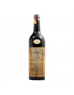 Franco Fiorina Barolo 1961 Grandi Bottiglie