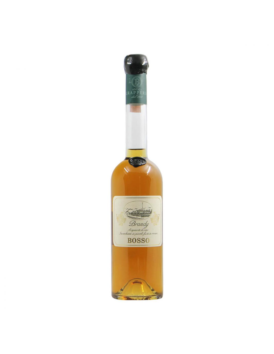 Bosso Brandy 1971 Grandi Bottiglie