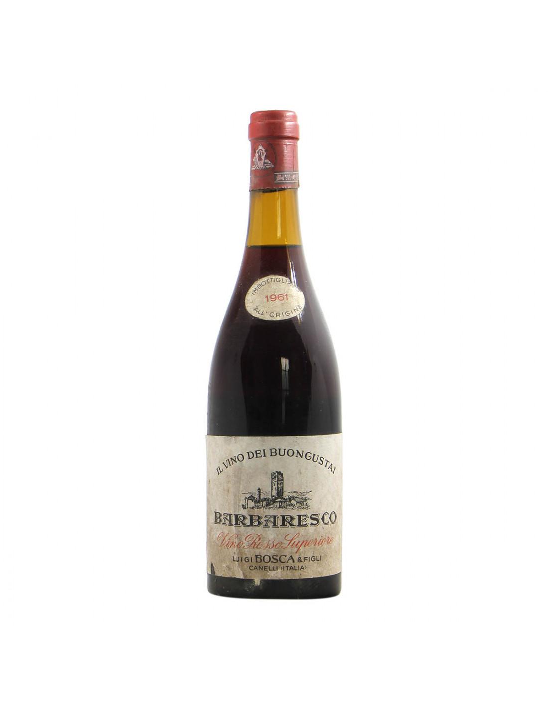 Bosca Barbaresco 1961 Grandi Bottiglie