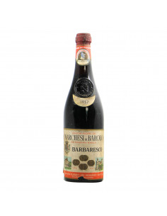 Marchesi di Barolo Barbaresco 1957 Grandi Bottiglie