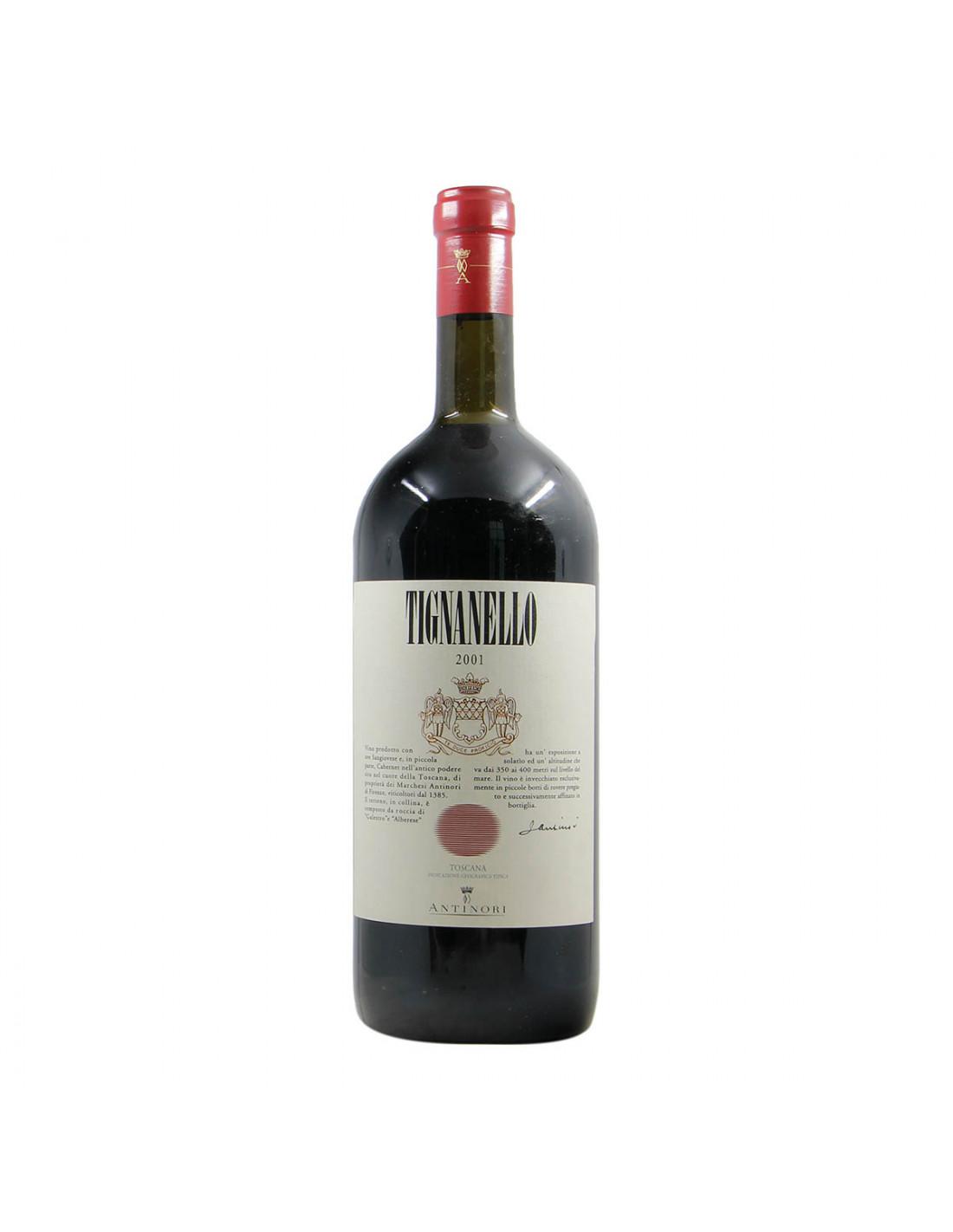 Antinoti Tignanello Magnum 2001 Grandi Bottiglie
