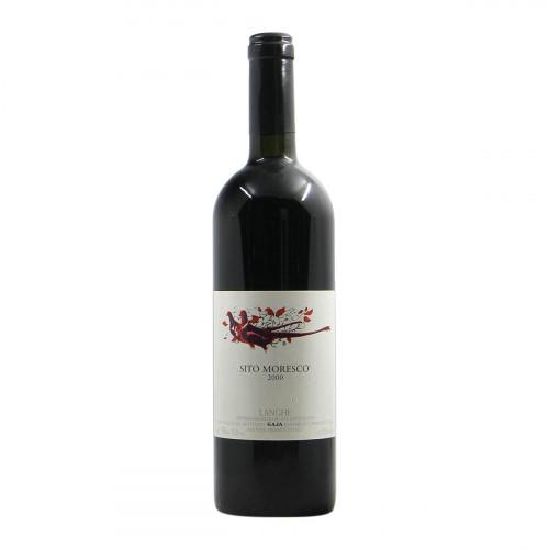 Gaja Sito Moresco 2000 Grandi Bottiglie