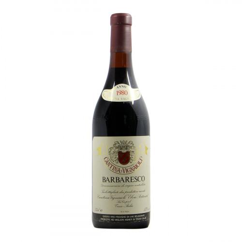 Battista Borgogno Barolo Cannubi 1968 Grandi Bottiglie