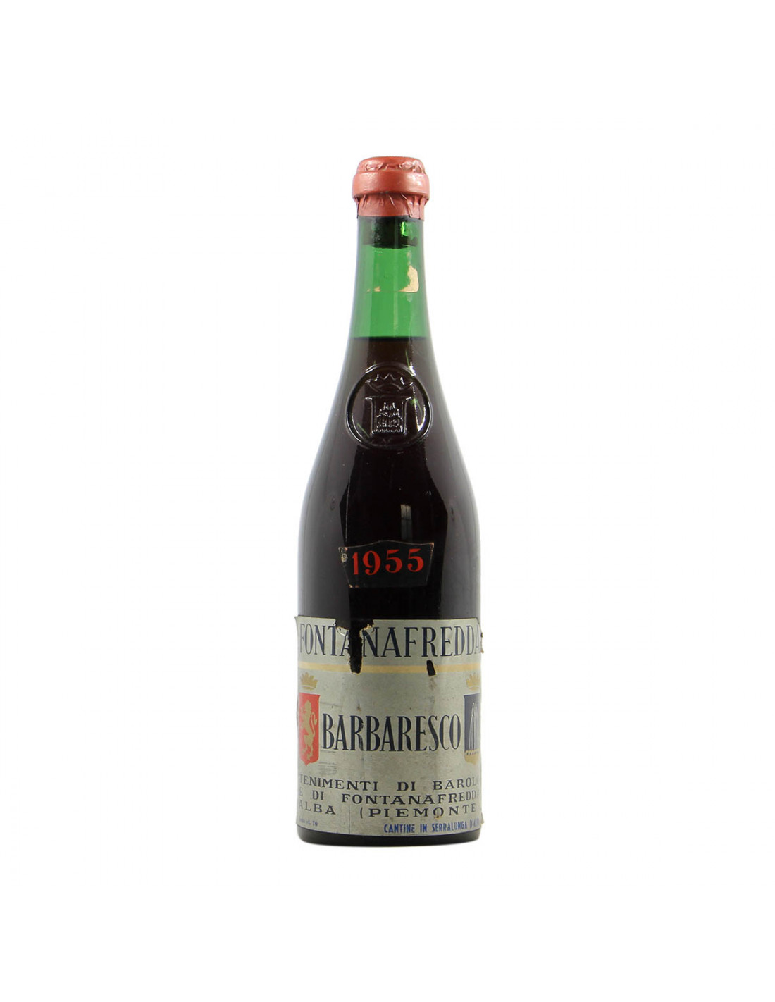 Fonatanfredda Barbaresco 1955
