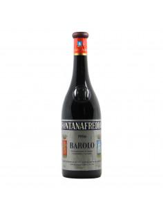 Fontanafredda Barolo 1986