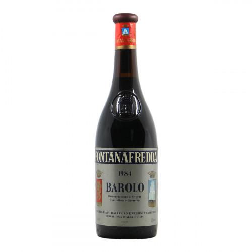 Fontanafredda Barolo 1984
