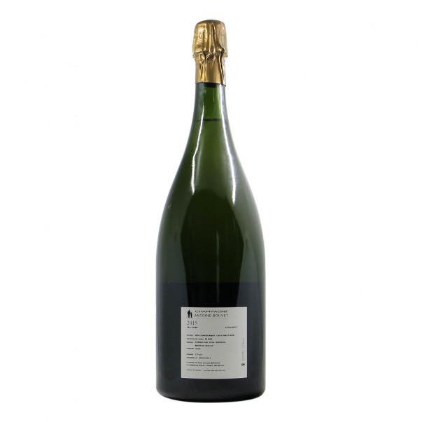 Bouvet Champagne Millesime Magnum 2015 Retro Grandi Bottiglie