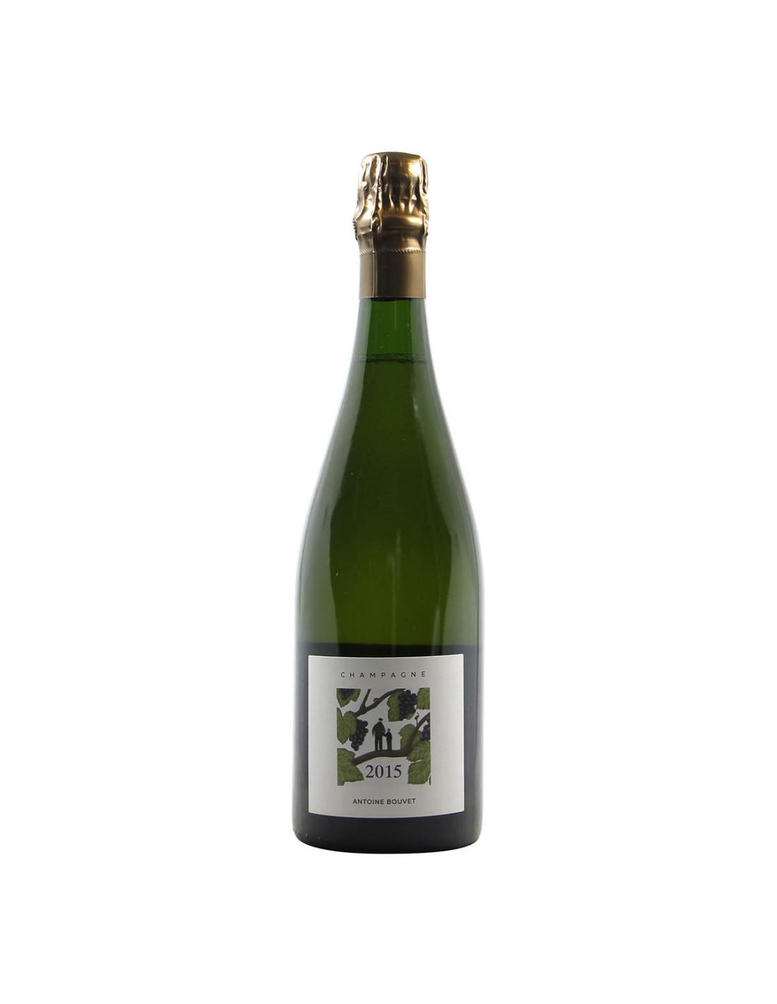 Bouvet Champagne Millesime 2015 Grandi bottiglie