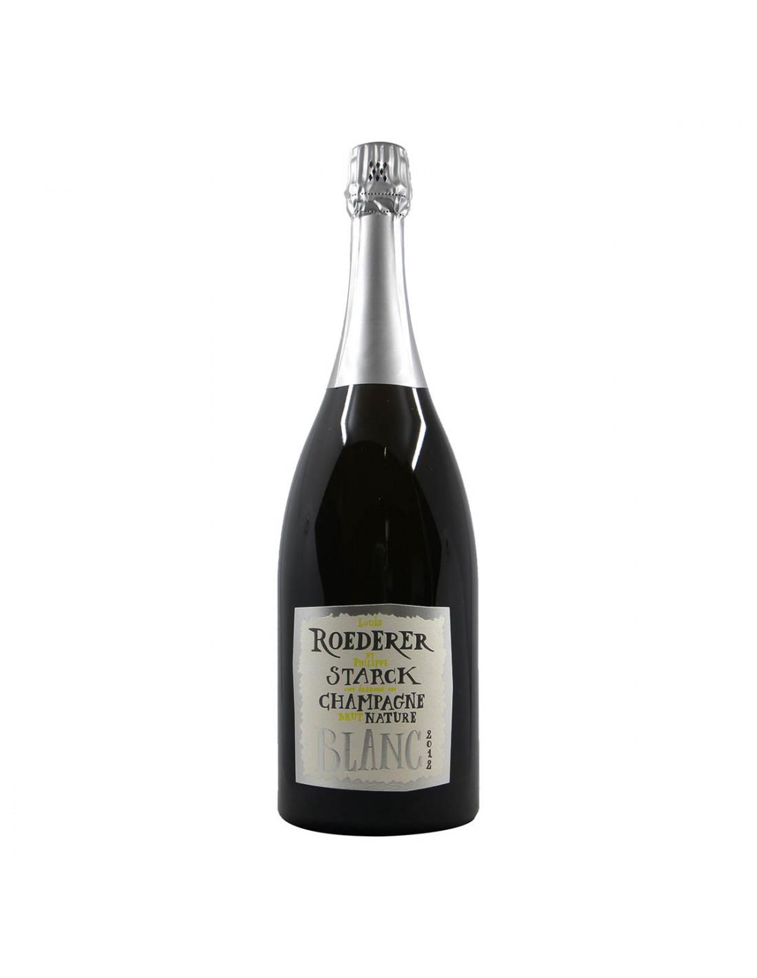 Roederer Champagne Philippe Starck 2012 Magnum Grandi Bottiglie