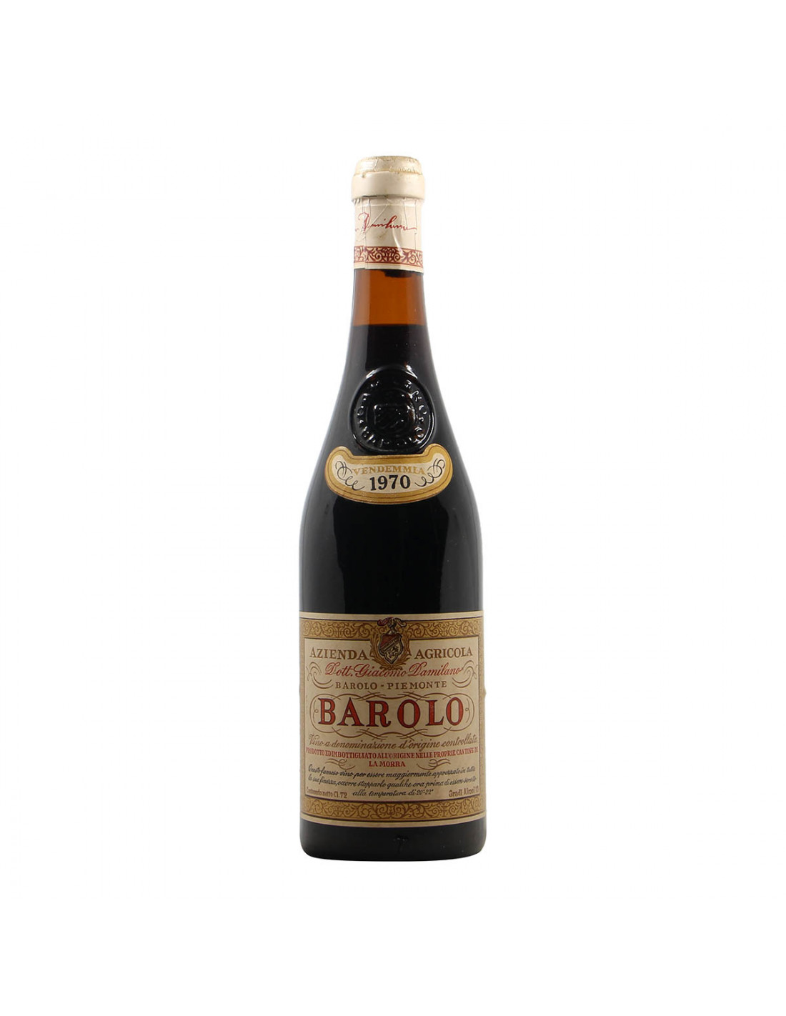 Damilano Barolo 1970